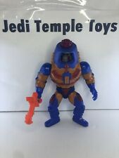 1983 Vintage MOTU MAN-E-FACES 100% Complete Masters of the Universe He-man