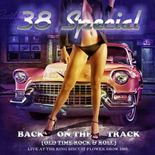 38 Special : Back On the Track: Live Radio Broadcast 1985 CD (2016) ***NEW***