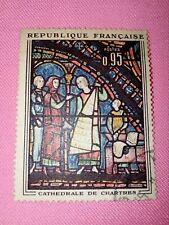 TIMBRE - POSTZEGELS - FRANKRIJK -  FRANCE 1963  NR.1399 ( F 472)