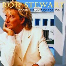Encore: The Very Best of Rod Stewart, Vol. 2 - CD - USED - Free shipping!