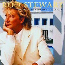 Encore: The Very Best of Rod Stewart, Vol. 2 by Rod Stewart (CD, Aug-2003, Rhin…