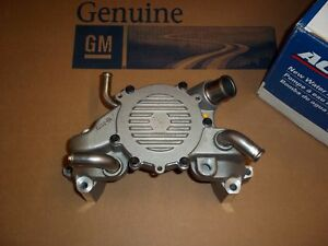 93 94 95 96 97 PONTIAC FIREBIRD NEW GM A/C DELCO WATER PUMP LT1 350 5.7