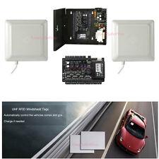ZKSoftware C3-200 Doble Vía 5m rango de lectura UHF lector de Estacionamiento