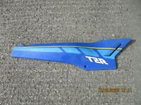 YAMAHA TZR 125 87-93 - RIGHT SEAT SIDE PANEL REAR FAIRING BODY PANEL