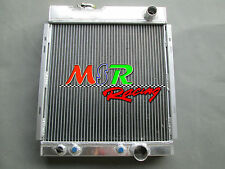 for FORD MUSTANG 1964 1965 1966 V8 aluminum radiator new