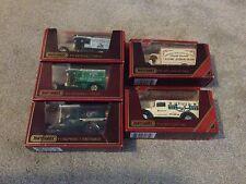 Lote de 5 en caja modelos Matchbox Yesteryear