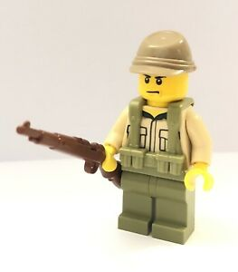 lego WW1  german Minifigure Soldier