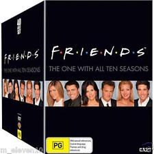 FRIENDS The Complete Seasons : 1 - 10 : NEW DVD