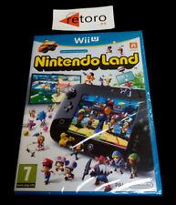 NINTENDO LAND Nintendo WII U PAL-España / Portugal NUEVO Precintado WIIU Sealed