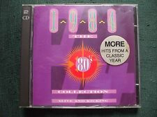 Time Life The 80's Collection Alive And Kicking 1984 Double CD.