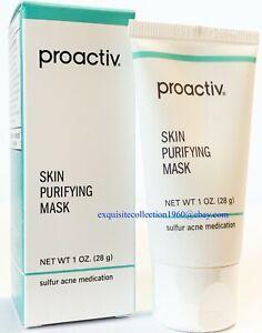 Proactiv Skin Purifying Mask 1 Oz Proactive Refining Mask 12//2022 Expiry NEW