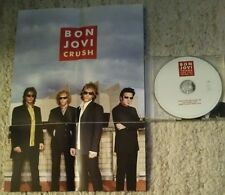 Bon Jovi - Thank You For Loving Me - UK Poster Sleeve CD Single