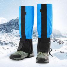 Ski Boot Climbing Snow Gaiters Cycling Legwarmers Leg Cover Overshoes