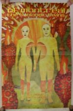Of Montreal Poster 11x17 The Sunlandic Twins