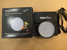 Expodisc Digital White Balance Filter 77mm Neutral 77                       #472