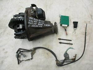 1996-2002 Toyota 4Runner E LOCKER OEM Rear Locking Differential 4.30 Ratio