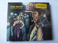 Tom Waits - The Heart Of Saturday Night - 2018 Remaster CD - Anti - Brennan