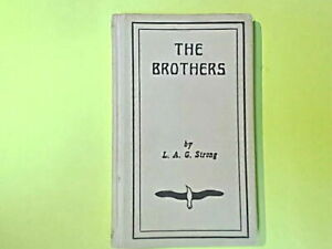 THE BROTHERS STRONG THE ALBATROSS 1932