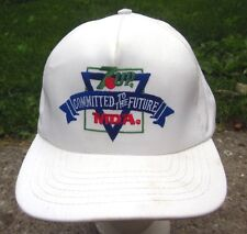 7-UP beat-up baseball hat Committed to the Future soft drink lemon-lime MDA cap