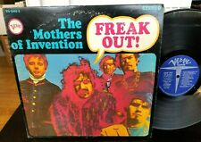The Mothers of Invention - Freak Out 2 LP VERVE V6-5005-2 Stereo FRANK ZAPPA