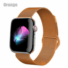 New Sport Magnetic Milanese iWatch Band Strap For Apple Watch Series 4 3 2 1