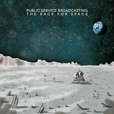 Public Service Broadcasting - The Race For Space (NEW CD)
