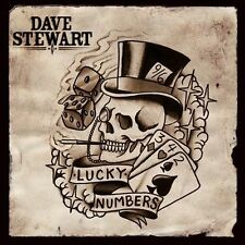 Lucky Numbers [Digipak] * by Dave Stewart (Guitar, Producer) (CD, Oct-2013,...