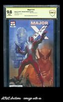 Marvel - Major X #2 (Phil Noto 1:25 cover) - signed by Brent Peeples - CBCS 9.8