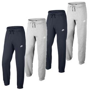Nike Mens Joggers Sweatpants Fleece Pants Jogging Tracksuit Bottoms Trousers