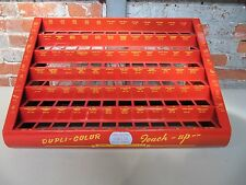 Original Late 1940s – 1950s DupliColor Paint Showroom Counter Display