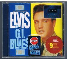 ELVIS PRESLEY G.I. BLUES OST  CD F.C. NUOVO SIGILLATO!!!