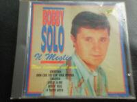 BOBBY  SOLO   -   IL  MEGLIO   CD  1995 ,   ITALY , ITALIEN  ,  POP