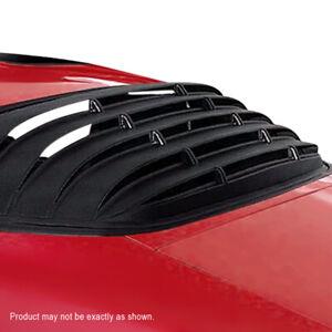75-81 Pontiac Firebird ASTRA HAMMOND 1-piece Textured ABS Rear Window Louver