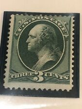 US # 136A 3¢ Washington MNH