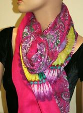 Women's Scarf, Soft Shawl Multi-Color, Gift