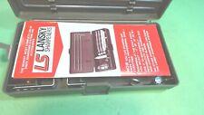 LS- Lansky Sharpeners- 3 Stone Knife Sharpening Kit -used lightly