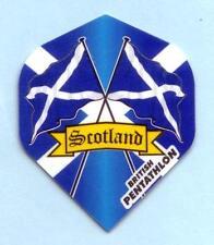 """Pentathlon Extra Strong Dart Flights """"scotland"""""""