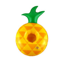 Getränkehalter Flaschenhalter Aufblasbar Badespielzeug Pool Trinkhalter Ananas