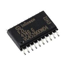 1 x Infineon FZL4146G Quad MOSFET Driver di potenza 1.6 mA, NON-INVERTENDO, DSO 20-Pin