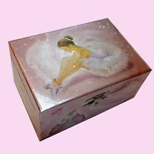 BEAUTIFUL Ballerina Musical Jewellery Box Ballet Dancer Music Girl's Gift