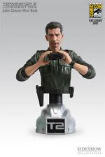 John Connor SDCC 2007 Exclusive Terminator 2 Büste Bust Sideshow