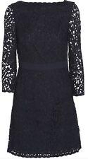 NWT Tory Burch Renny V Back Lace Dress Size 4