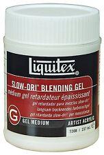 Liquitex Professional lento-Dri mezcla Gel Mediano 237ml calidad artista pinturas