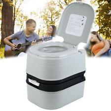 24L WC Toilette da Campeggio Toilette Portatile Mobile WC Chimico da Viaggio
