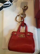 New Salvatore Ferragamo Keychain Mini Purse Keyfob Holiday Gift Sale Key Hook