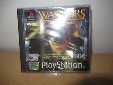 Warriors Of Fuerza y Magic Sony Playstation 1 ps1 Versión Pal Nuevo Precintado