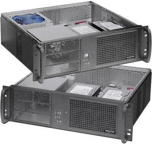 "3U D:14.96"" (24"" Rail Set)(Rackmount Chassis) (ATX/ITX)(3x5.25""+ 5xBay) Case NEW"