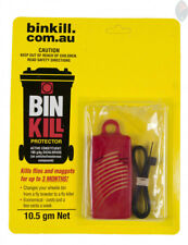 BIN KILL Fly Protector Kills Flies and Maggots - Bug Pest Garden Insecticide