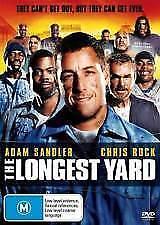 THE LONGEST YARD - BRAND NEW & SEALED DVD (ADAM SANDLER, CHRIS ROCK)