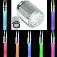 Fantsatic 7 Colors Changing LED Water Faucet Stream Light Shower Tap Kitchen Tap